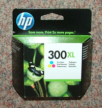 CC644EE - Genuine HP300XL