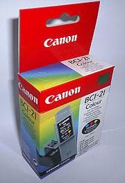BCI-21C - Original Canon