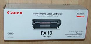 Canon Branded FX10 Toner Cartridge