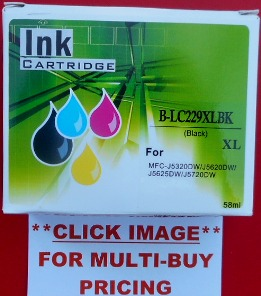 Inksave   LC229Bk
