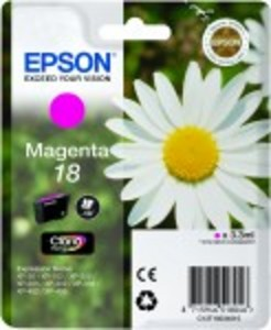 T1803 - Genuine Epson (Daisy) MAGENTA Ink Cartridge
