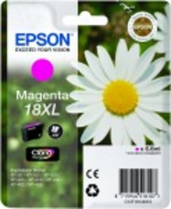 T1813 - Genuine Epson (Daisy) MAGENTA Ink Cartridge