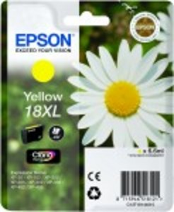 T1814 - Genuine Epson (Daisy) YELLOW Ink Cartridge